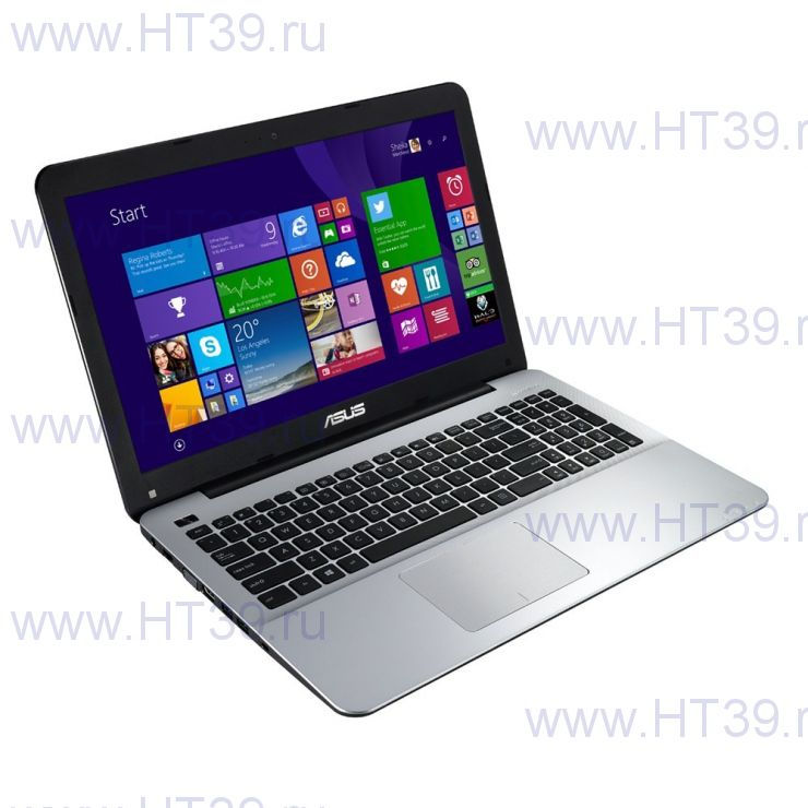 "Ноутбук Asus 15.6"" HD K555La - i3-5010U/4G/500G/DVD-SM/BT/Win8"
