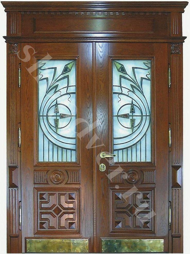 Межкомнатные двери дуб в Харькове купить