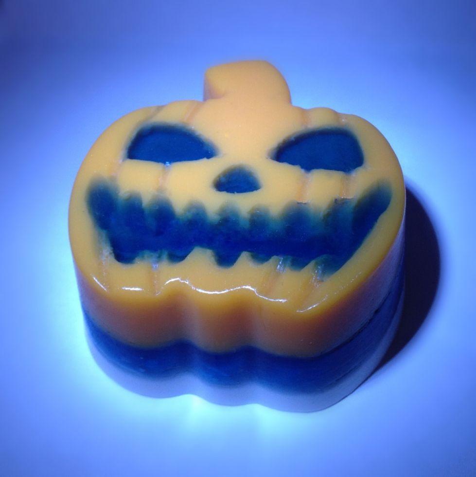 "Мыло ""Тыква Halloween"""