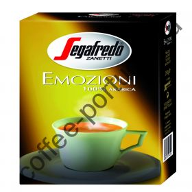 "Кофе ""Segafredo Emozioni"" молотый  250 гр"