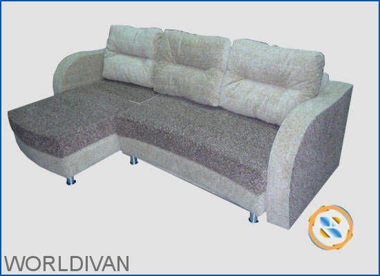Угловой диван Вымпел трансформер