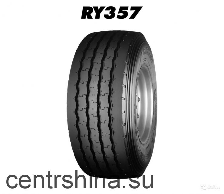 385/65R22.5 Yokohama RY357 160K Грузовая шина