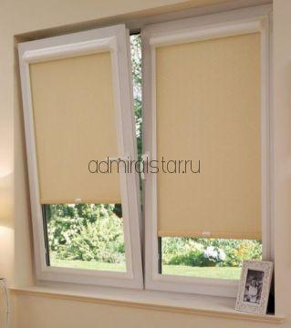 Кассетные шторы для пластиковых окон