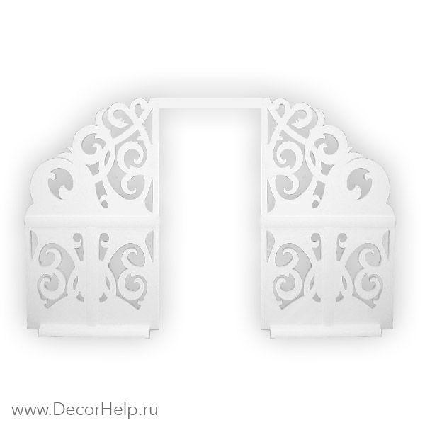 Свадебная стеночка ажурная Арка ST001