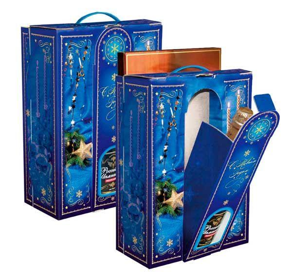 Подарочный набор №1 (синий)