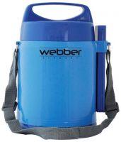 Ланчбокс Webber с контейнерами синий