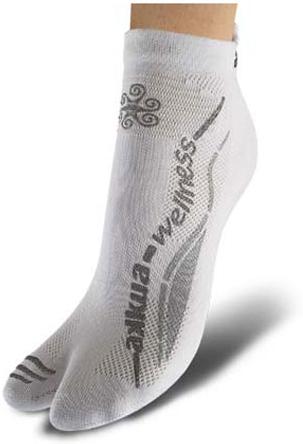 Профессиональные носки Akkua Wellness One Finger для йоги, пилатеса и фитнеса