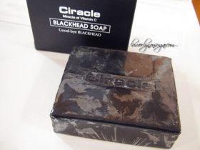 CIRACLE BLACKHEAD SOAP - мыло для проблемной кожи