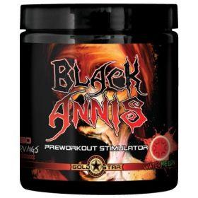 Предтренировочный комплекс BLACK ANNIS (GOLD STAR) 50 порций (с геранью!)