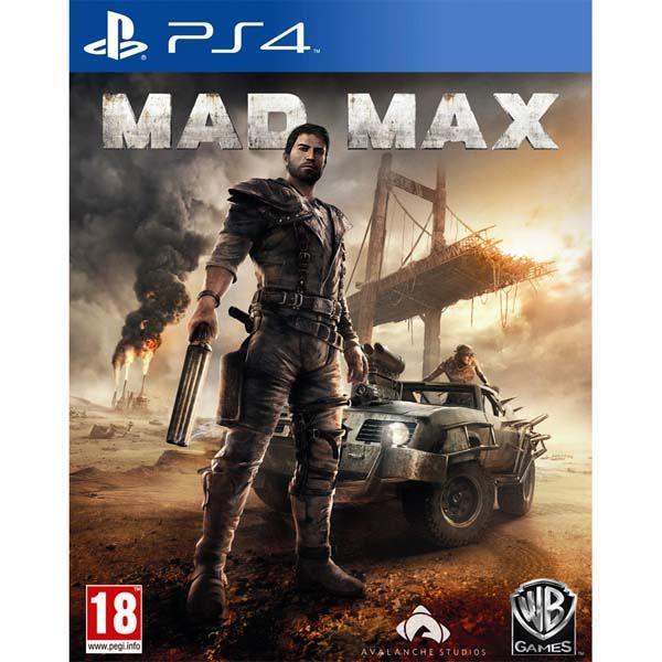 Игра Mad Max (PS4)