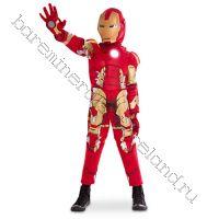 Карнавальный костюм Iron Man (айрон мэн) 5/6 лет, на рост выше 116 см