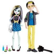 Фрэнки Штейн и Джексон Джекил набор из 2-х кукол