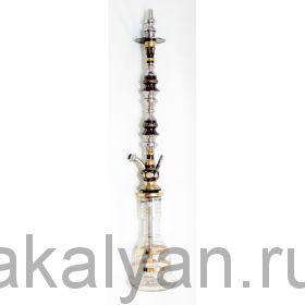 Кальян Khalil Mamoon Alam misr 2 decker oxid