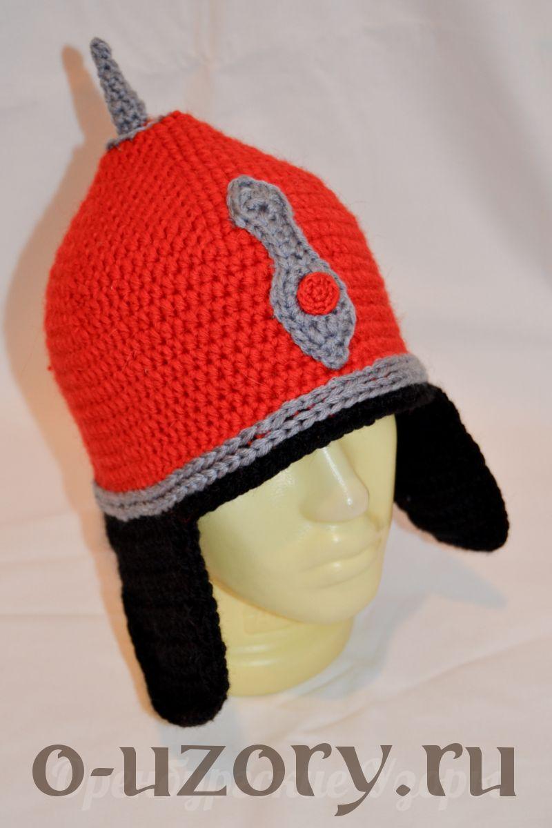Богатырский шлем