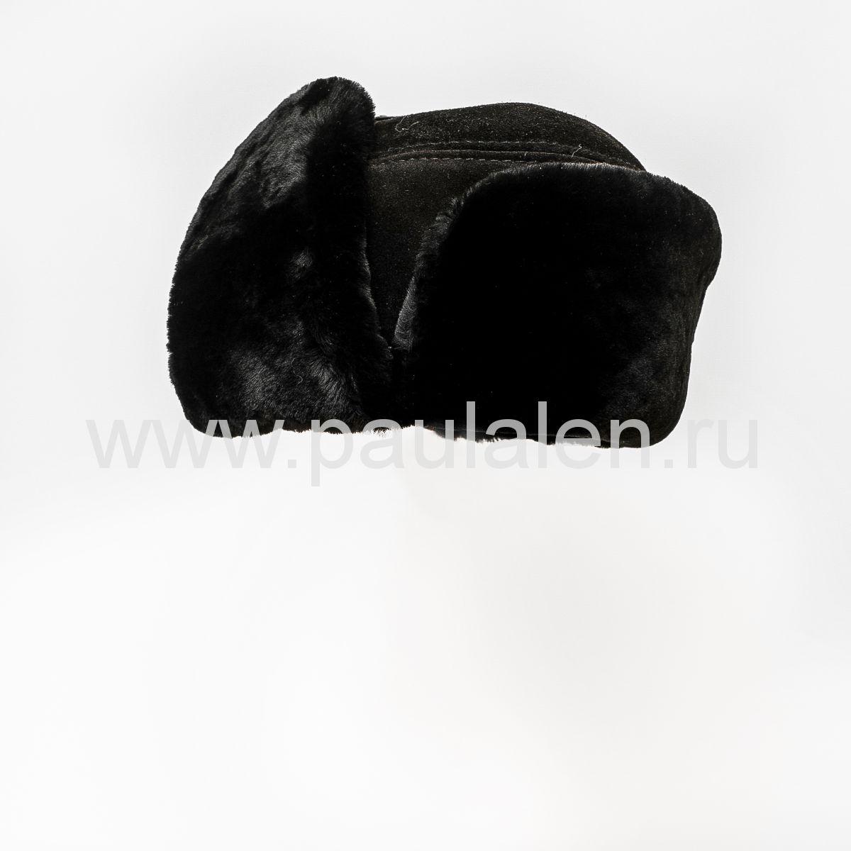 Модная меховая шапка