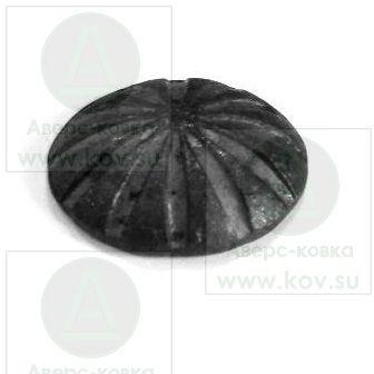 """1901 """"Заклепка """"Пуговица"""""""