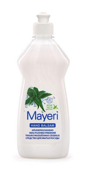 Средство для мытья посуды Mayeri Hand Balsam Aloe Vera 450ml