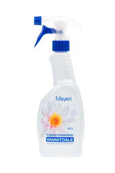 Спрей для чистки ванной Mayeri 500ml
