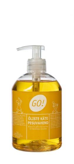 Жидкое мыло для масляных рук 500ml