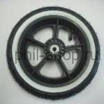 Заднее колесо в сборе для Phil and Teds Verve/Vibe