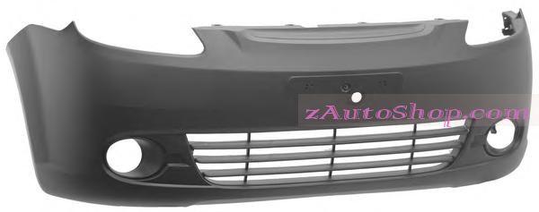 Бампер передний CHEVROLET SPARK (M200) 05.05 - 01.10