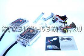 Комплект ксенона h9 AC 24V HID 4300k 5000k 6000k 8000k