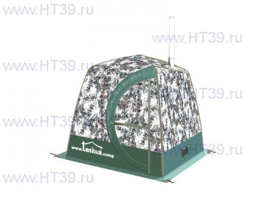Мобильная баня ТЕРМА - 10 (печь Медиана)