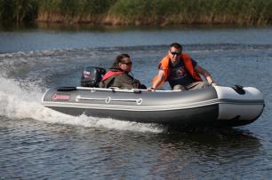 Лодка моторно-гребная AV-360