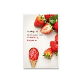 Innisfree It's real squeeze mask-strawberry 20ml - Маска для лица с клубникой