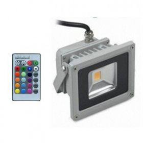 Прожектор светодиодный RGB 10w. в Сочи
