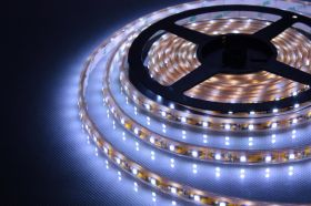 Светодиодная лента герметичная SMD 3528 60д/м  220 вольт,  в ассортименте