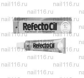 Краска для бровей и ресниц Refectocil - №1.1 Графит (15 мл)