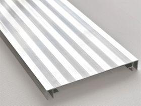 Профиль квадро 180 алюм. (6 м)