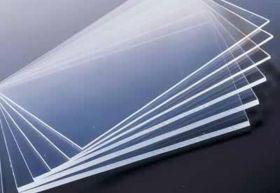 Стекло экструзионное прозрачный акрил plexiglas, 5мм