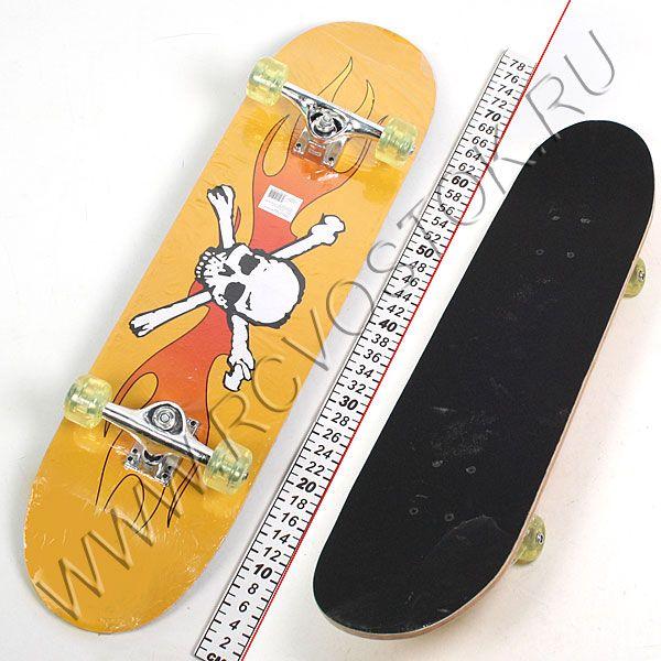 скейтборд 78 на 20