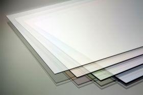 Пэт (полиэтилентерефталат) пэтг vivak clear прозрачный, 0,75мм