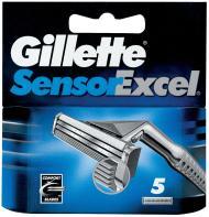 Кассеты Sensor Excel 5шт.