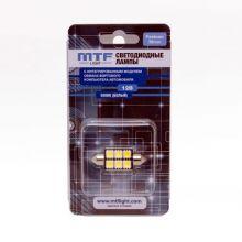 Светодиоды MTF C5W CAN 5000K 36mm