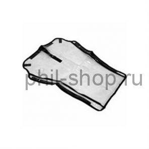Шторка задняя силиконовая для коляски Vibe/Verve