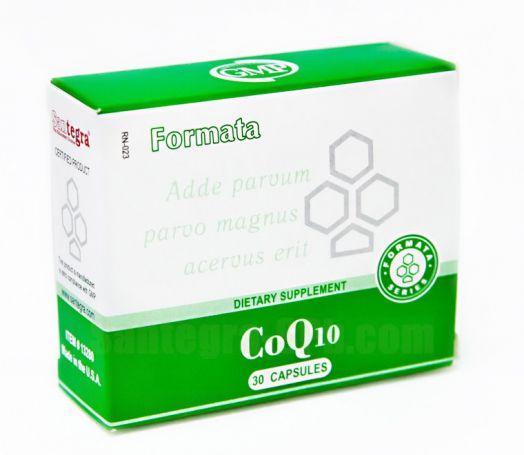 CoQ10 (Коэнзим Q10)