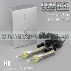 Светодиодные LED Osen Car Lights R3 CREE лампы цоколь H1 6000k 4800LM (США)