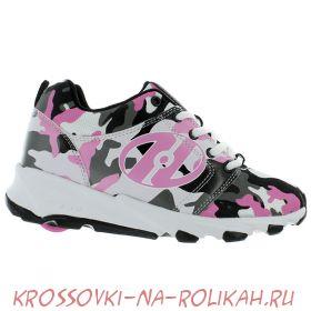 Роликовые кроссовки Heelys Hightail 770546