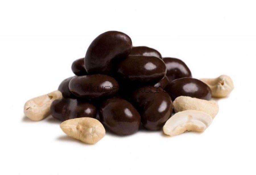 Кешью в темном шоколаде 100гр