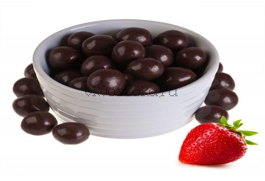 Клубника в темном шоколаде 100гр