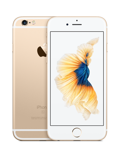 Apple iPhone 6S 16GB LTE Gold