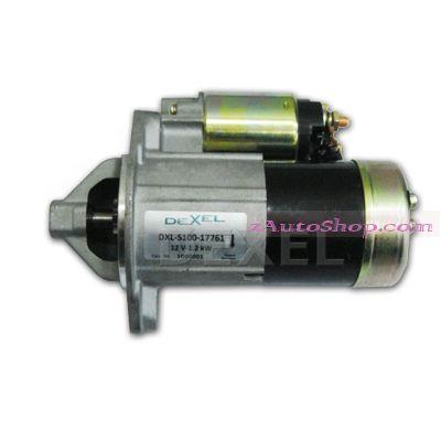 Стартер 1.2 kW HY Sonata 02-; Santa Fe 00-; Trajet 00-