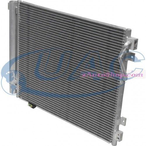 Радиатор кондиционера HCC KIA SORENTO 02.2006г.-05.2009г.
