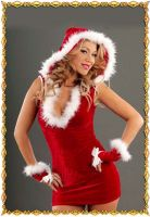 Новогодний костюм Новогодняя гостья