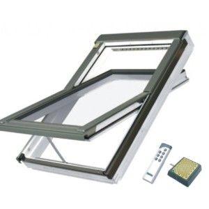 Умные мансардные окна FTP-V U3 Electro