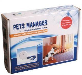 Беспроводной невидимый забор для дома «Pet Manager»